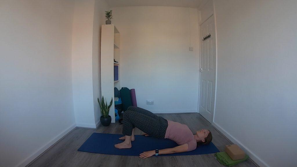 Yoga-without-Arms-bridge