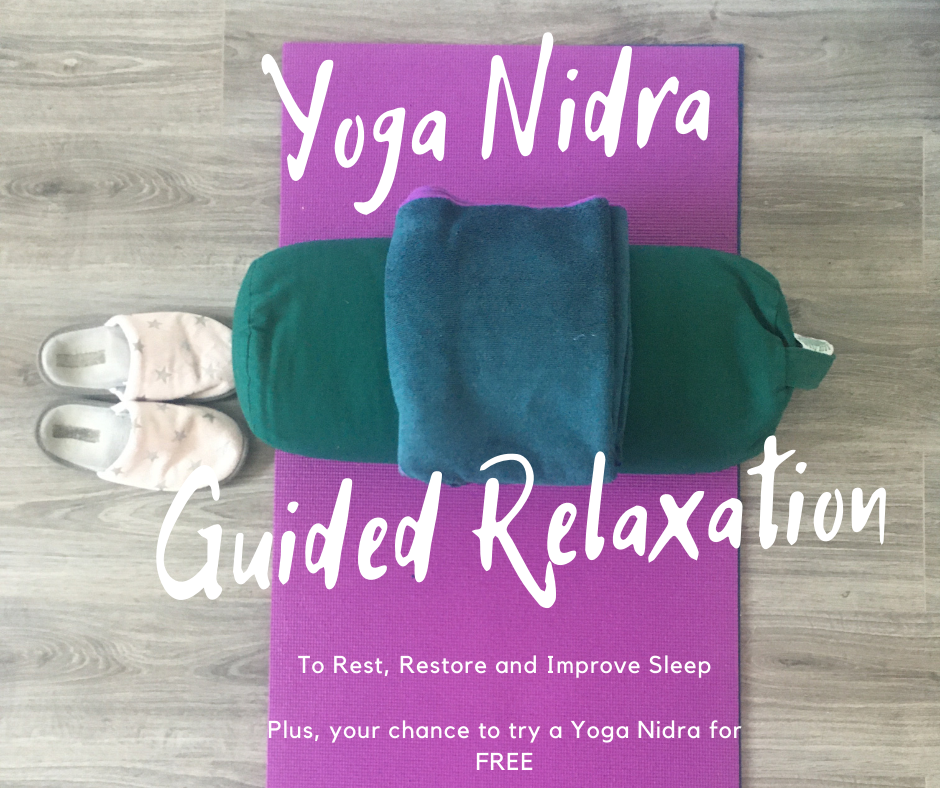 Yoga Nidra: Guided Relaxation