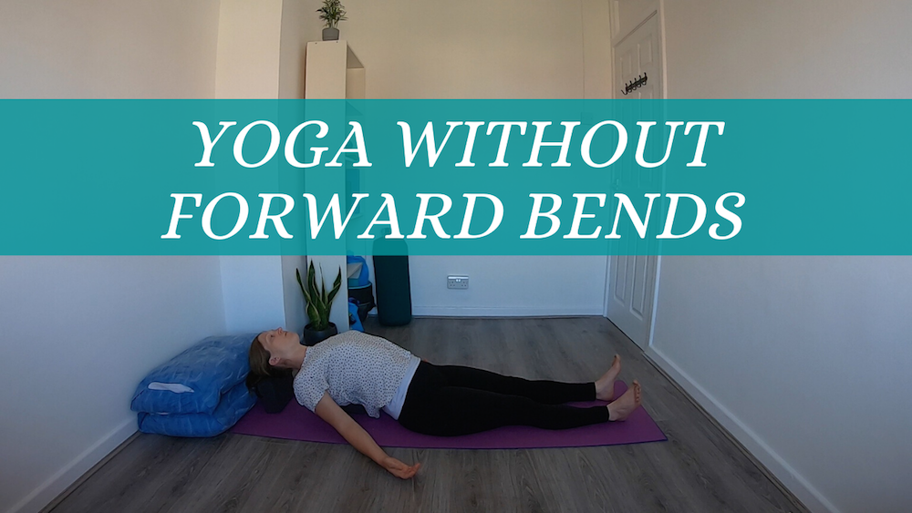 Yoga Without Series: Yoga without Forward Bends