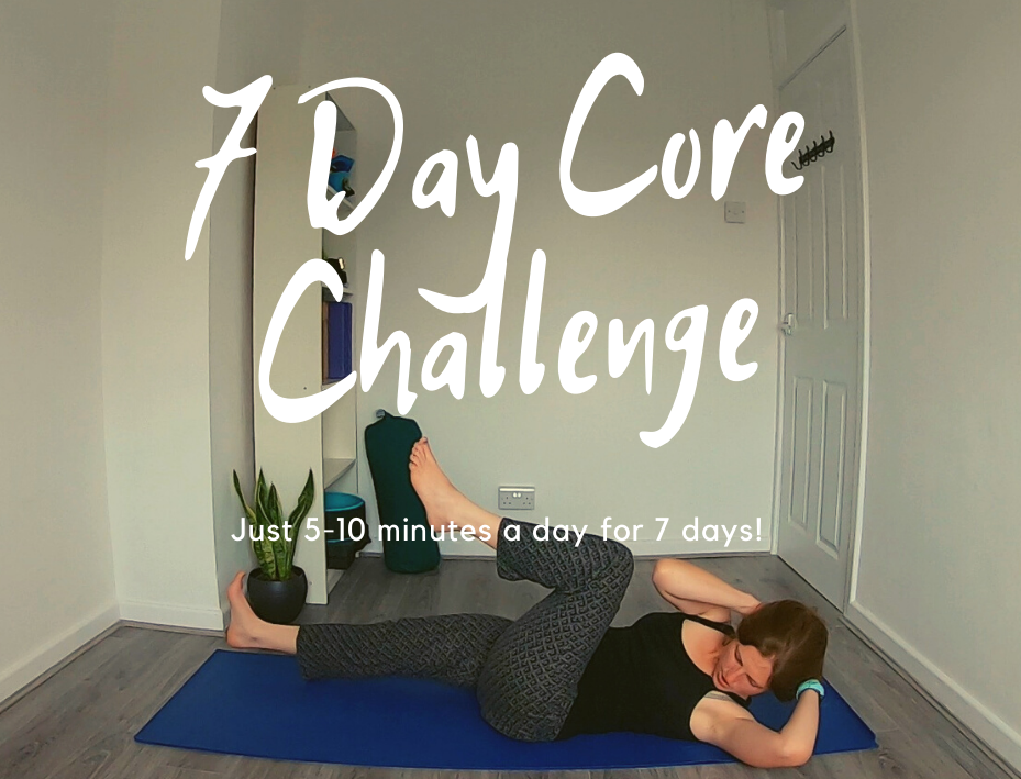 7 Day Core Strength Challenge