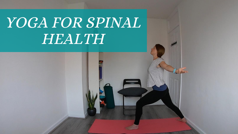 Yoga for Spinal Health Classes